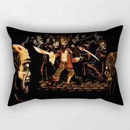 The Last Stand! Rectangular Pillow