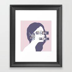 Encumbered Exploration of Existence (Hidden Sensibility) Framed Art Print