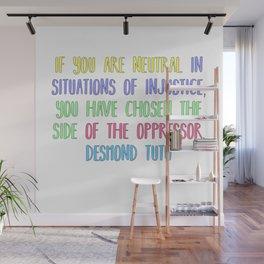 Neutrality Wall Mural