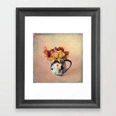 Hellebores Framed Art Print