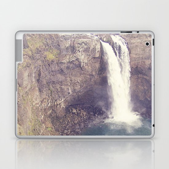 Snoqualmie Falls Laptop & iPad Skin