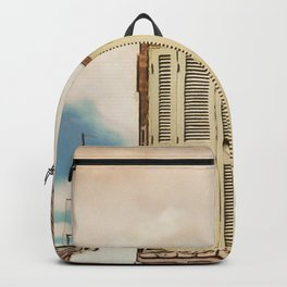 Downfall - Demolition building Backpack
