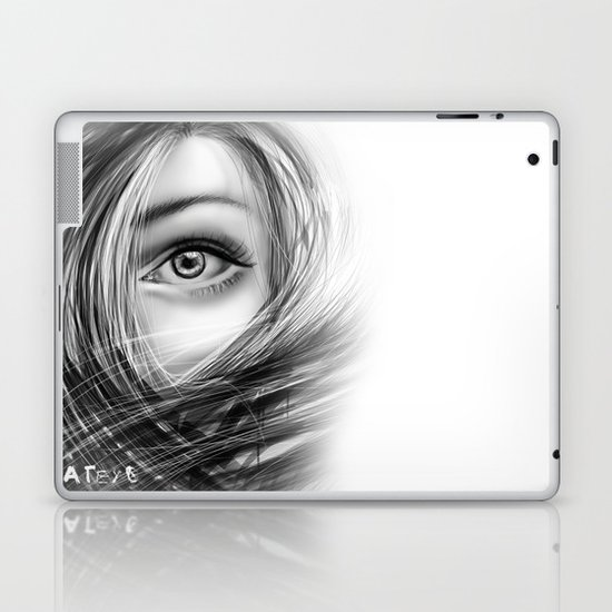 'Coz eye is never lie.... Laptop & iPad Skin