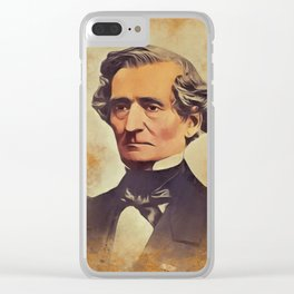 Hector Berlioz, Music Legend Clear iPhone Case