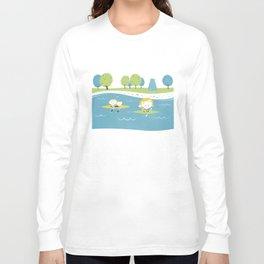 Row Row Row Long Sleeve T-shirt