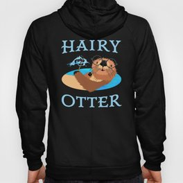 Magic Wizard Otter Hoody