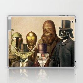 Victorian Wars (square format) Laptop & iPad Skin