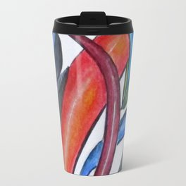 Art Doodle No. 10 Travel Mug