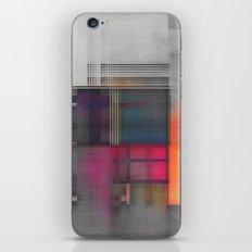 Geometric G/C iPhone & iPod Skin