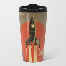 The Voyage (Grey) Travel Mug