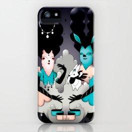 Les Aristos iPhone Case