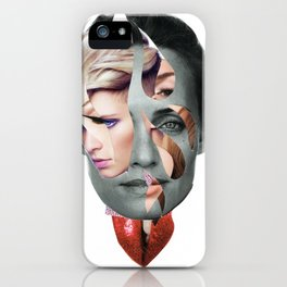 Another Portrait Disaster · Fragments 3 iPhone Case