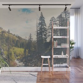 into the wild ...  Wall Mural