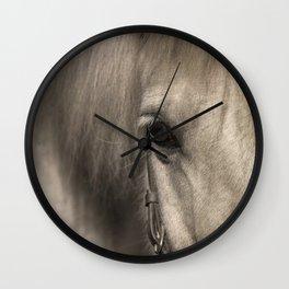 Horse look Wall Clock