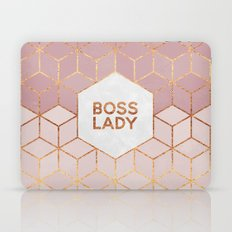 Boss Lady / 2 Laptop & iPad Skin