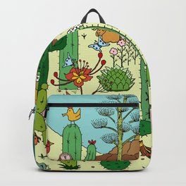 Arizona Desert Museum Backpack