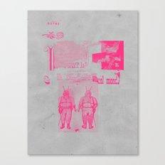 NIHILISTINH Canvas Print