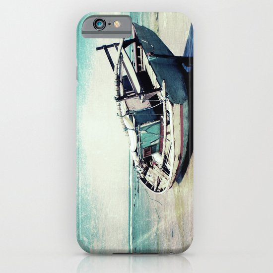Waiting for the tide to change iPhone & iPod Case
