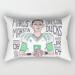 Marcus Mariota  Rectangular Pillow