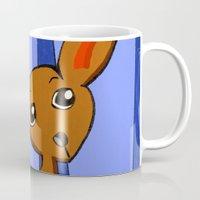 chihuahua Mugs featuring Chihuahua by Britt Miller Art
