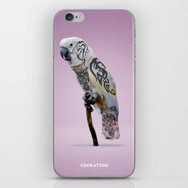 Cockattoo iPhone Skin