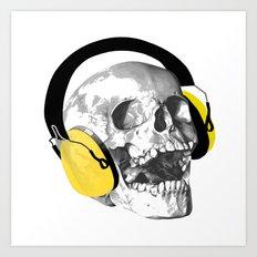 Music Forever! Art Print