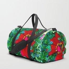 Shy Tulip Hiding Duffle Bag