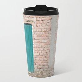 Bolivia door 1 Travel Mug