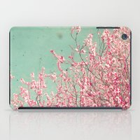 blossom iPad Cases featuring Blossom by Cassia Beck