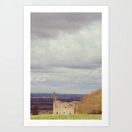 Landscape Architecture Art Print