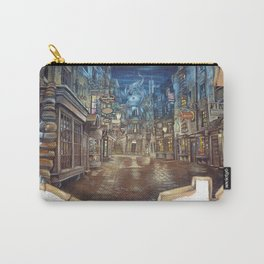Breach to Diagon Alley Carry-All Pouch
