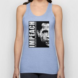 Impeach The Lawless President Unisex Tank Top