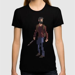 Joel The last of us T-shirt