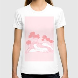 rose dreamer T-shirt