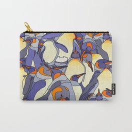 Penguin Party Carry-All Pouch