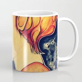 Flame Princess. Coffee Mug
