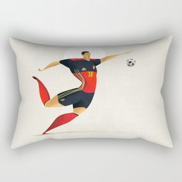 Hazard Rectangular Pillow