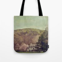 renaissance Tote Bags featuring Renaissance by Maggie Green