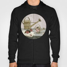 Watering Cans and Apples Hoody