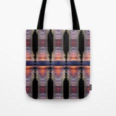Digital energy Tote Bag