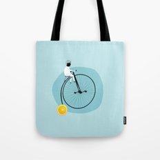 My bike Tote Bag