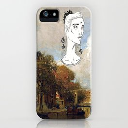 Crown Series iPhone Case