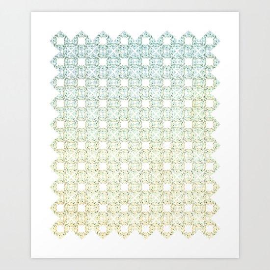 24 carats Art Print