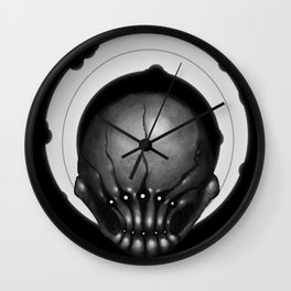 Faceless Wall Clock