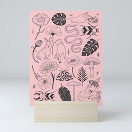NATURE Mini Art Print