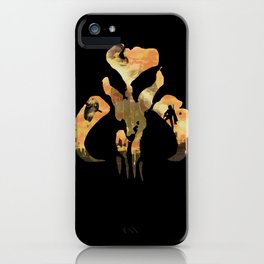 Legend of The Bounty Hunter iPhone Case