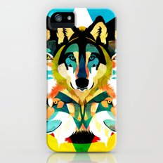 wolves Slim Case iPhone (5, 5s)