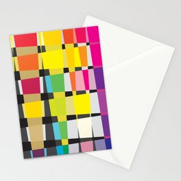 Little Boxes of Colour/Color Stationery Cards