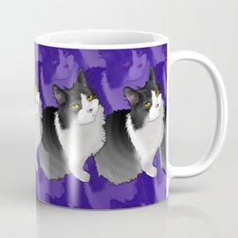 Spider Man the Cat Coffee Mug