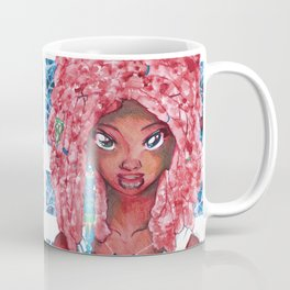 Dreadlock Yuna -Final Fantasy Coffee Mug